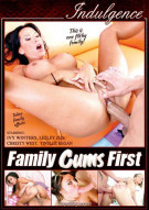 Family Cums First Porn Movie