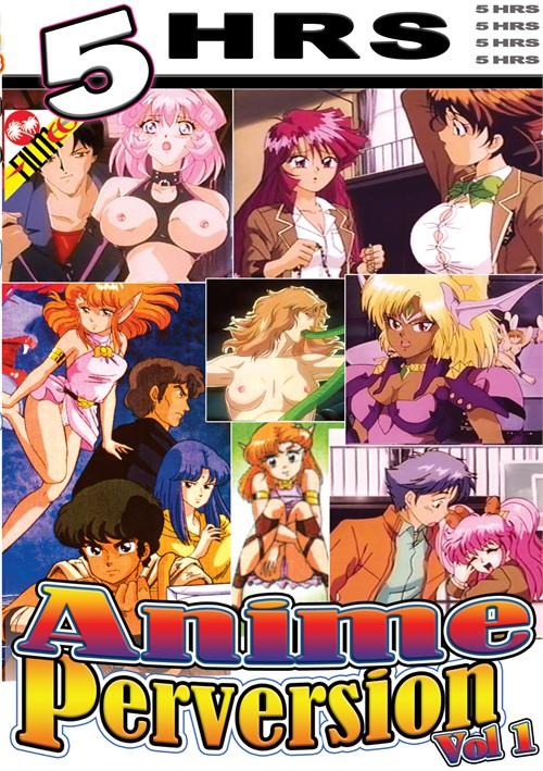 Anime xxx dvd movies