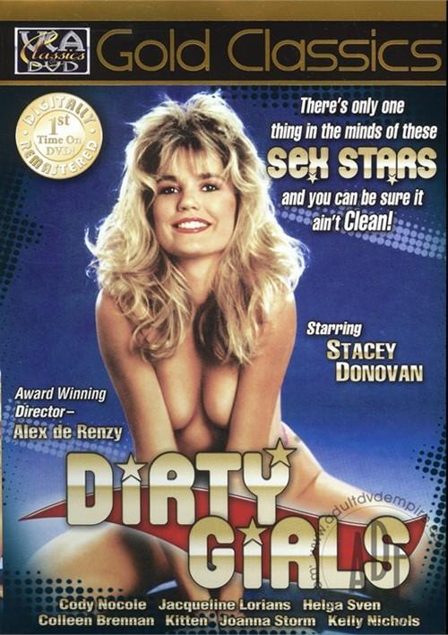 Alex De Renzy's Dirty Girls