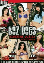 Boz Does Them All! Vol. 2 Porn Video