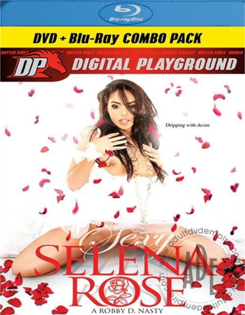 Sexy Selena Rose (DVD+ Blu-ray)