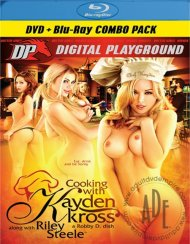 Cooking With Kayden (DVD + Blu-Ray Combo) Blu-ray Porn Movie