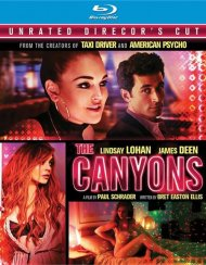 Canyons, The: Unrated Directors Cut Blu-ray Movie
