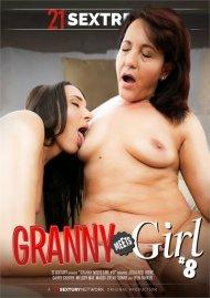 Granny Meets Girl #8 Porn Video