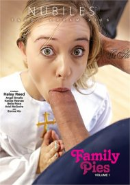 Family Pies Vol. 1 DVD porn movie from Nubiles.