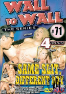 Wall to Wall the Series #71: Same Slit, Different Day Porn Movie