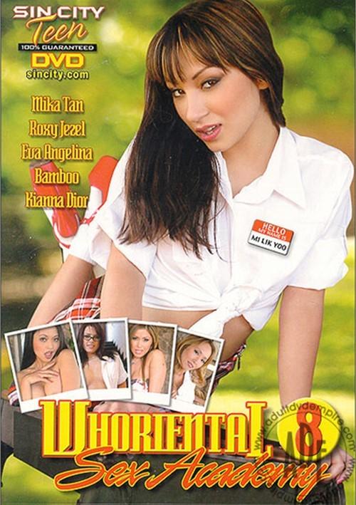 Whoriental Sex Academy 8