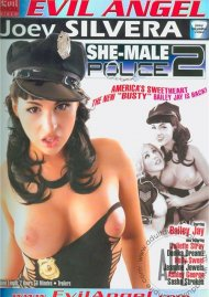 She-Male Police 2 Porn Movie