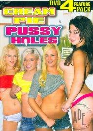 Cream Pie Pussy Holes (4-Pack) Porn Movie