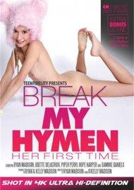 Break My Hymen: Her First Time Movie
