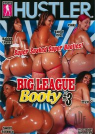 Big League Booty #3 Porn Movie