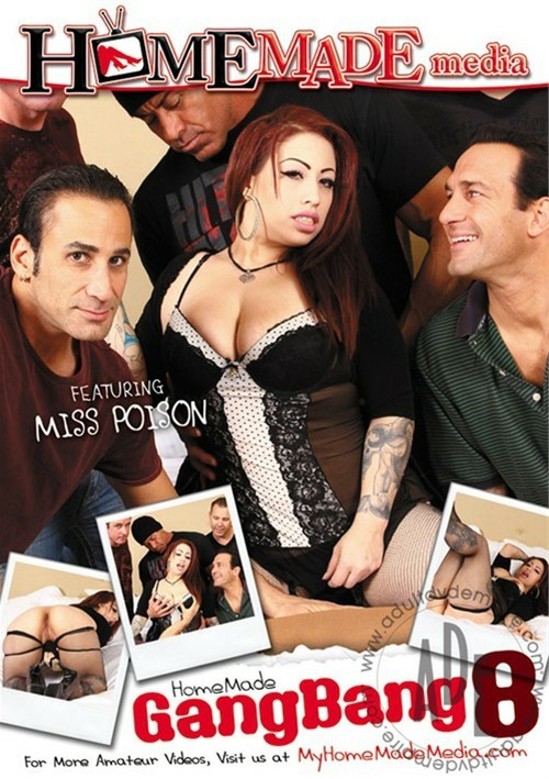 Amateur gang bang dvd