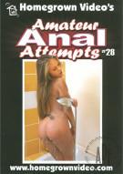 Amateur Anal Attempts 28 Porn Movie