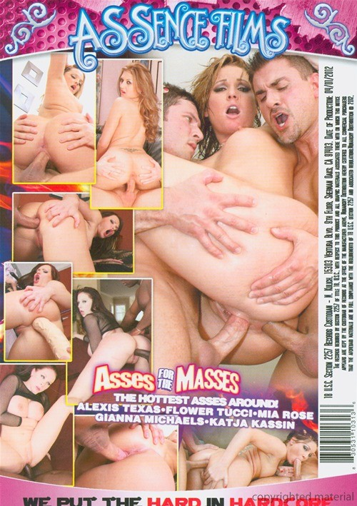 Back cover of Asses For The Masses