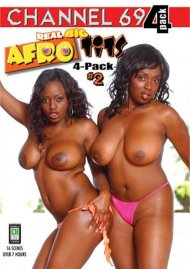 Real Big Afro Tits 4-Pack #2 Movie