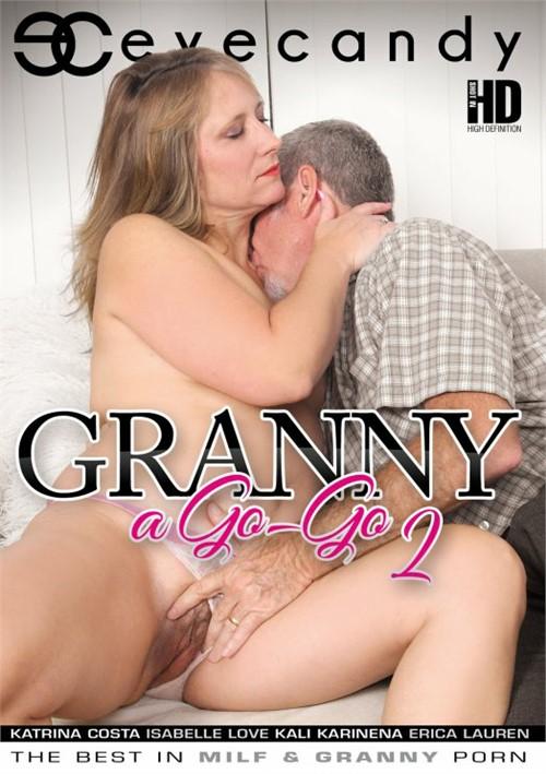 Granny a Go-Go 2 Kali Karinena Mature MILF