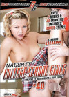 Naughty College School Girls 40 Boxcover