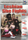 Lesbian She Fights Vol. 2 Boxcover