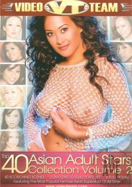 Top 40 Asian Adult Stars Collection Vol. 2 Movie