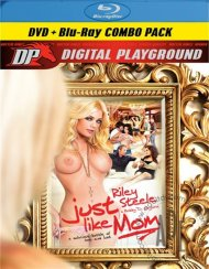 Just Like Mom (DVD + Blu-Ray Combo) Blu-ray Porn Movie