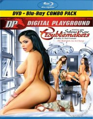Troublemakers (DVD + Blu-ray Combo) Blu-ray Porn Movie