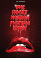 Rocky Horror Picture Show, The: 40th Anniversary Edition (DVD + UltraViolet) Movie