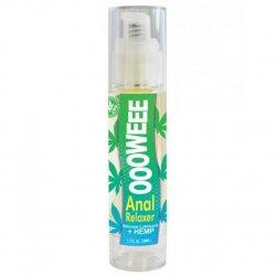 Ooowee Anal Relax Silicone With Hemp - 1.7oz Sex Toy