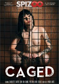 Caged HD porn video from Spizoo.
