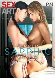 Summer Sapphic Seductions DVD porn movie from Lexington Sex Art.