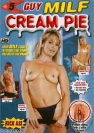 5 Guy MILF Cream Pie Porn Movie