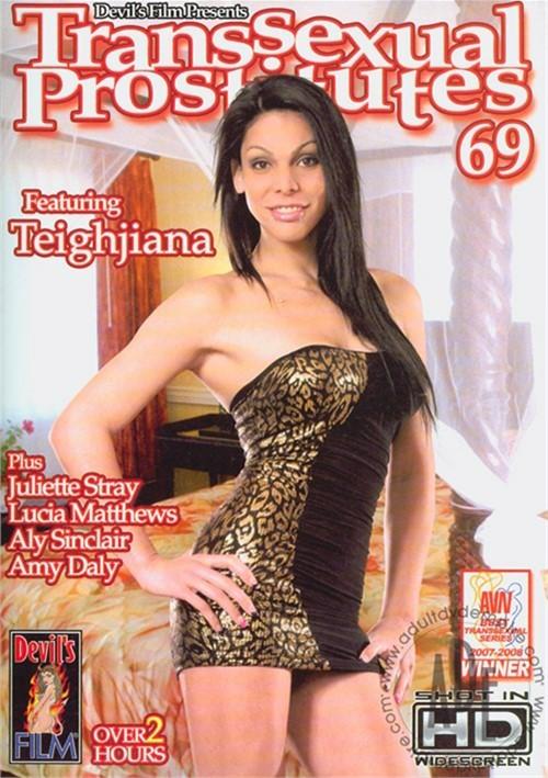 Transsexuals prostitutes