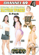 Dirty & Kinky Mature Women 4-Pack Porn Movie