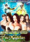 Aliens Vs. The Magician Boxcover