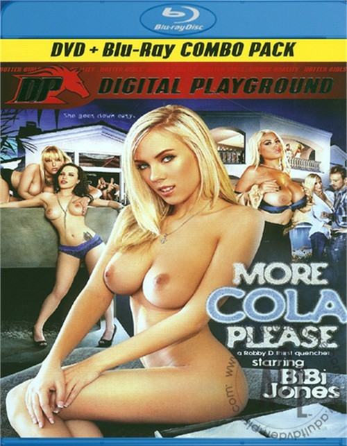 More Cola Please (DVD + Blu-ray Combo)