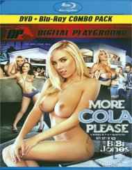 More Cola Please (DVD + Blu-ray Combo) Blu-ray Porn Movie