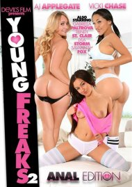 Young Freaks 2: Anal Edition Porn Video