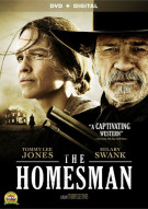 Homesman, The (DVD + UltraViolet) Movie