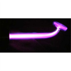 Dr. Clockwork: Violet Wand Mini Mushroom - Violet Sex Toy
