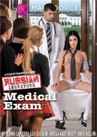 Russian Institute: Lesson 22 - Medical Exam Porn Movie