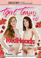 TGirl Teasers #6: RedHeads Porn Movie