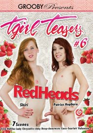 TGirl Teasers #6: RedHeads Porn Video