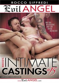 Rocco's Intimate Castings #15 streaming porn video from Evil Angel.