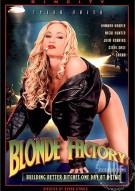 Blonde Factory Porn Movie