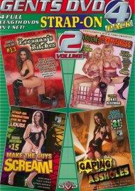 Strap-On Vol. 2 (4 Pack) Porn Movie