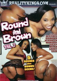 Round and Brown Vol. 7 Porn Movie