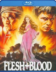 Flesh + Blood Blu-ray Movie