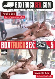 Box Truck Sex: Street Sex 5 Porn Movie