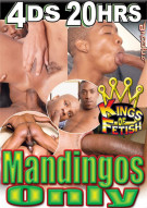 Mandingos Only (4-Pack) Porn Movie