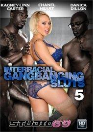 Interracial gangbangers porn #4