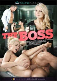 The Boss HD porn video from Fantasy Massage.